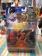Hasbro Duel Masters Gatling Skyterror Deluxe Figure 2004 New In  the  Box