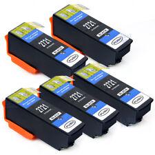 5 Ink Cartridge 273XL BK for Epson XP510 600 XP610 XP620 XP700 XP800 XP820NonOEM