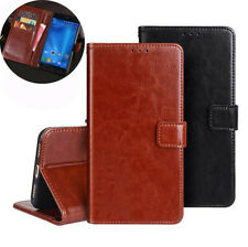 For ASUS Zenfone 3 Zoom S ZE553KL Retro PU Leather Wallet case Back Cover