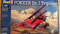 Revell Modellbausatz 04682 Fokker Dr. I Triplane 1:48 5426