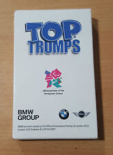2012 Paralympic Games Top Trump Cards, BMW Card Game