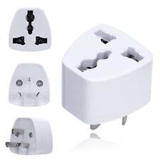 EU/US/UK Universal To AU Australia 3-Pin Plug AC Power Adapter Travel Converter