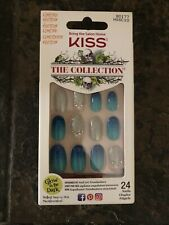 Kiss Salon Color Limited Edition Press On Nails Kit Glow In The Dark