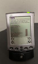 Palm m500 Gray Handheld Pda Pilot Pocket Pc Digital Organizer Bundle