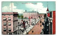Early 1900s View of Main Street, Boise, Idaho Postcard *6E1