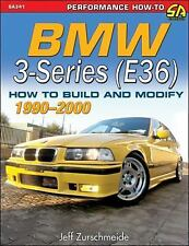 BMW 3-Series E36 : How to Build and Modify 1990-2000 Book~EFI tuning~NEW 2016!!