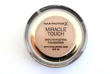 NEW Max Factor Miracle Touch Skin Perfecting Foundation Hyaluronic Acid - Choose