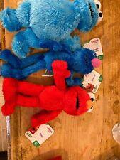 Elmo Grover Cookie Monster play school friends