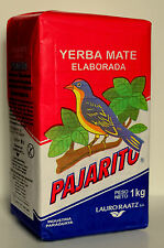YERBA MATE PAJARITO 1KG TEA  + Free UK Delivery
