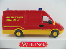 Wiking 601 09 30 IVECO Daily Feuerwehr
