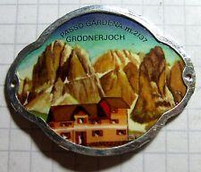 Stocknagel für Wanderstock (14a) Passo Gardena Grödner Joch Südtirol Italia