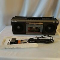 Sears 21010 Series Model AM/FM Stereo Cassette Recorder with Radio New In Box