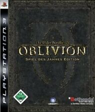 PS3 Playstation 3 Spiel*The Elder Scrolls IV 4 Oblivion Game of the Year*NEU*NEW