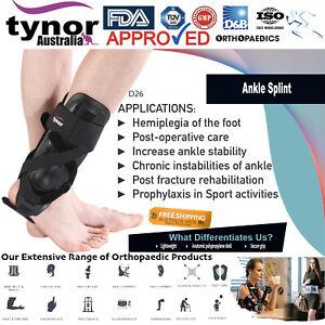 Tynor® Ankle Splint Brace Support Guard Sprain Malleolar Fractures Tendonitis