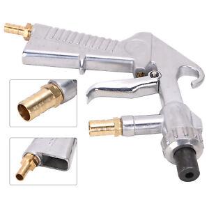 Sand Blasting Gun Sandblaster with Ceramic Nozzles Extra Iron Nozzle Tip Set UK