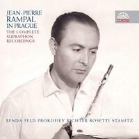 Jean Pierre Rampal - ...In Prague The Complete Supraphon Recordings (NEW 2CD)