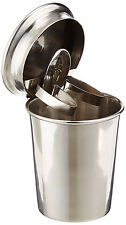Stinky Cigar-Car Ashtray Collectible Stainless Steel