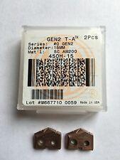 450H-15 AM200 con rivestimento Super Cobalto Gen 2 T-UN INSERTO TRAPANO 15 mm