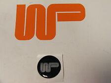 CLASSIC MINI - Wood & Pickett Self Adhesive Logo 27mm WPL27