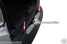 Protezione soglia carico Jeep Renegade acciaio Nero Lucido paraurti battivaligia