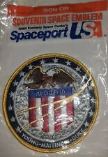NEVER OPENED! NASA Apollo 16 iron on Patch