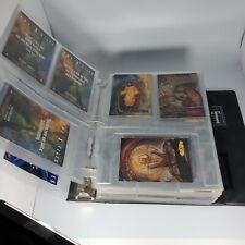 Huge Lot Of Vintage Cards X-files, Hildebrandt, Some Spiderman, And More 100+ pg