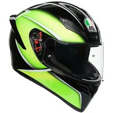 Casco Moto Integrale AGV 0281A2I0/008 K-1 Qualify Lime