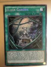 *** BLACK GARDEN *** SECRET RARE LC5D-EN101 YUGIOH! MINT/NM