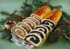 Ungarische Weihnachtsbeigli - mit Nussfüllung - magyar bejgli - 400 g