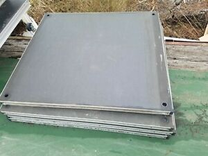 StageRight Portable Stage Decking 44x48 inches(no legs) all 7 sections = $1200.