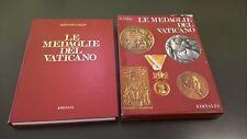 RENATO CALO' - LE MEDAGLIE DEL VATICANO 1929-72 - EDITALIA 1973