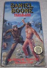 Daniel Boone: Trail Blazer VHS Video Lon Chaney