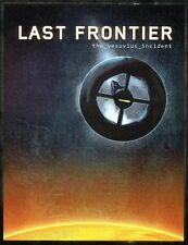 "New LAST FRONTIER THE VESUVIUS INCIDENT ""fight the alien board game"""
