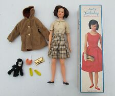 Vintage 1963 Remco Judy Littlechap Doll Orig Box Extras Nm Littlechap Family