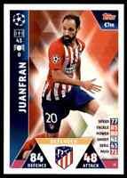 Panini Adrenalyn XL Champions League 13//14-57-juanfran