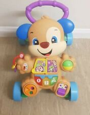Fisher-Price Laugh and Learn Baby Walker/ Push a long.