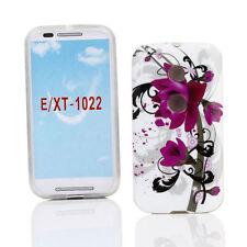 Étuis, housses et coques blancs pour téléphone mobile et assistant personnel (PDA) Motorola