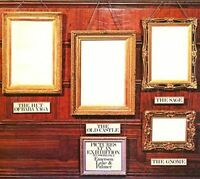 EMERSON, LAKE & PALMER Pictures At An Exhibition Deluxe Edition 2CD NEW Digipak
