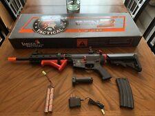 Lancer Tactical LT-12b G2 AEG Custom Grip Full Auto Metal Gear Airsoft Rifle