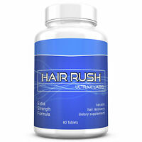 Ultrax Labs Hair Rush | Grow Your Hair to the Maxx | Hair Loss Supplement