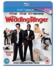 The Wedding Ringer Region Free Blu Ray *NEW & SEALED*