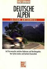 Edition Unterwegs Deutsche Alpen Bodensee Zugspitze Motorradtouren Motorradreise