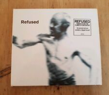 Refused Songs to Fan the Flames of Discontent Refused Digipak Reissue CD