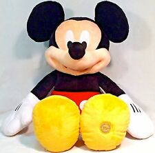 "Disney Store EXCLUSIVE ORIGINAL MICKEY MOUSE 18"" MEDIUM PLUSH TOY DOLL NWT Kids"