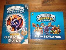 Skylanders Universe A-Z Of Skylands & Official Guide