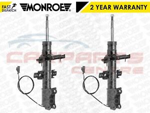 FOR VOLVO XC70 2002-2007 GENUINE MONROE FRONT LEFT RIGHT GAS SHOCK ABSORBERS