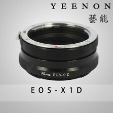 Yeenon  EOS mount lens to HASSELBLAD X1D MOUNT camera  EOS - X1D Adapter