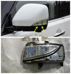 Rearview Mirror Trun Signal Light LH c For Nissan Patrol10-18/Quest 11-17/Armada