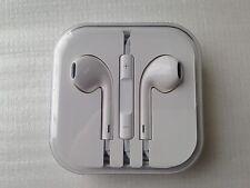 iPhone 5 5C  5S SE 6 6S 6plus EarPods Earphones W / Remote & Mic