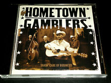 THE HOMETOWN GAMBLERS Takin' Care of Business CD — Belgian Rockabilly — EL TORO